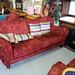 3+2+1 sofa set red