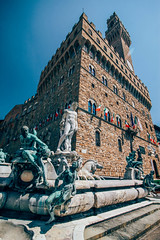 Palazzo Vecchio (Life In Overdrive) Tags: old italy town florence italian italia unesco tuscany firenze toscana wochy toskania