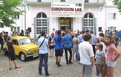 "EuroVision Lab. opening @ Muzej novejše zgodovine Slovenije! • <a style=""font-size:0.8em;"" href=""http://www.flickr.com/photos/109442170@N03/19649217740/"" target=""_blank"">View on Flickr</a>"