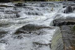 Ryan Gardner, Spring Creek, Overton County, Tennessee 2 (Chuck Sutherland) Tags: white water creek waterfall whitewater stream kayak tn tennessee falls springcreek ryangardner overtoncounty