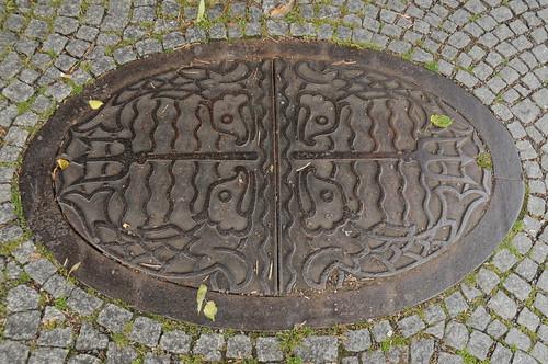 Kanalisationsdeckel Weimar (5)