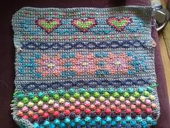 IMG_20170306_143917 (Kaleidoscoop) Tags: hygge haken borduren crossstitch crochet