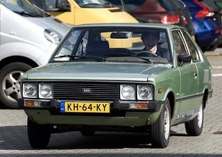 1983 Hyundai Pony 1200 TL