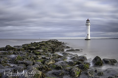 """Pretty Perch Rock"" (Ray Mcbride Photography) Tags: lighthouse perchrock newbrighton rivermersey top20lh"