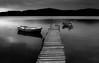 Moody blues (Yannis Raf) Tags: canon canoneos70d canoneos ef24105mmf4lisusm ef24105mmf4 llense sea seascape lake docks boats fishingboat mono bw nature romantic romance postprocess