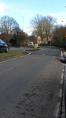 Road works in Stepney Green Feb 2017 (Carol B London) Tags: stepneygreen stepney e1 londone1