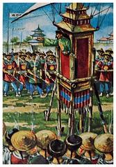 Chinese Rocket Man (Sallanches 1964) Tags: jacqueschromoalbum rocketman racetothestars spaceandtime china