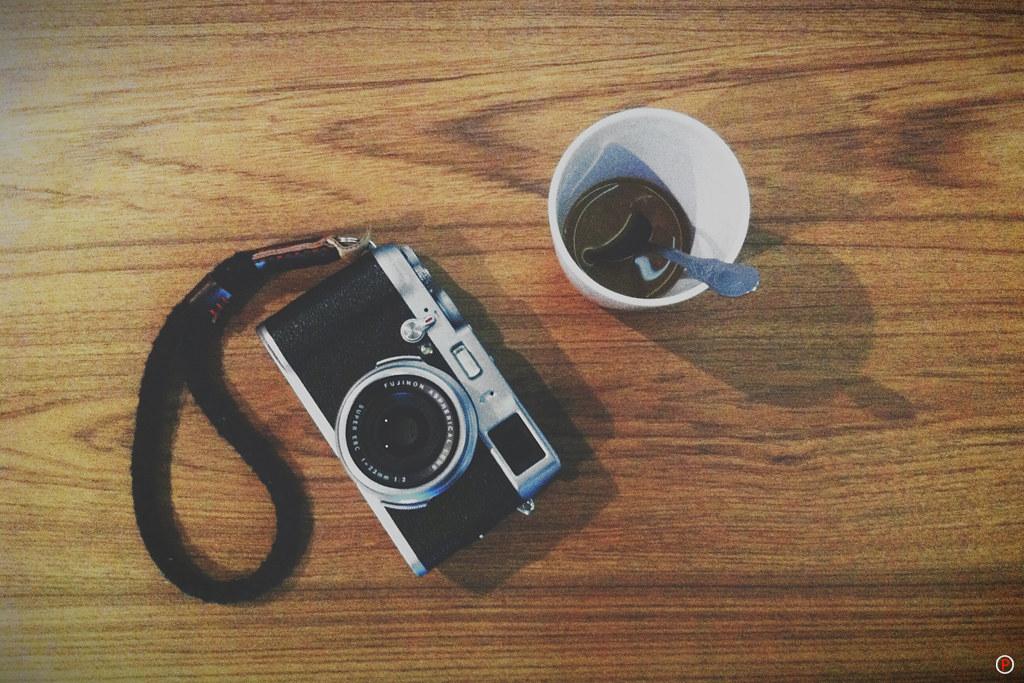 X100 + Coffee
