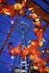 Mingle (an abundance of catherine) Tags: seattle chihuly glass washington pacific northwest space needle blown mingle