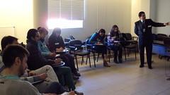 Capacitación a profesionales Servicio País por el Servicio de Salud Atacama