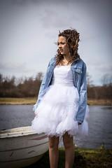 Emmas konfirmation (johnnyganer) Tags: portrait girl persons konfirmation portrt pige