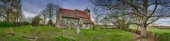 Buttsbury Church  Panoramic (Ellis Pictures) Tags: