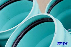 RPBC 379 (richardsphotographybc) Tags: water construction o pipes plumbing tubes gas plastic rings seals heating pvc drainage fittings