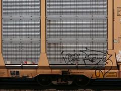 "jaber ""paid vandal"" (feck_aRt_post) Tags: graffiti vandal now freight paid jaber"