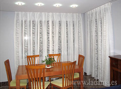 "Cortinas de organza para salón • <a style=""font-size:0.8em;"" href=""http://www.flickr.com/photos/67662386@N08/9191889001/"" target=""_blank"">View on Flickr</a>"