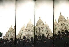 (Costruirecollego) Tags: paris lomo lomography supersampler travels montmarte parigi