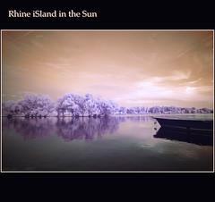2013 07 17 iSland in the Rhine