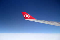 Airbus A330 (TauronNA) Tags: sky heaven wing airbus airlines turkish a330 airbusa330 turkishairlines