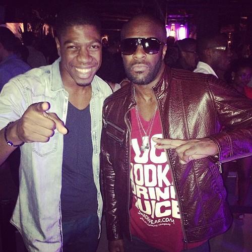 We are now chillin' in club Chill Out #luanda #angola pure #partymofo style with my bro @johnguccikazukuta