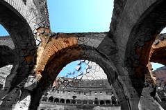 Colosseo (Amaury LE HESRAN) Tags: rome roma monument stone pierre ruin ruine histoire a3 italie colosseo colise