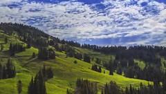 Yellowstone Grandeur (Samantha Decker) Tags: nps yellowstonenationalpark wyoming ynp wy imovie canoneos6d canoneos60d samanthadecker adobephotoshopcs6