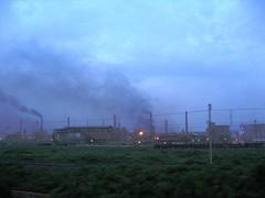 Bokaro Steel Plant (hi_nilabh) Tags: city india plant real cityscape estate steel railway bokaro industries petroleum bihar jharkhand hindustan indianrailway bokarosteelcity chandrapura
