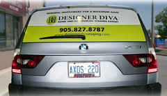 Vehicle Graphics | Signarama Meadowvale, ON | Designer Diva