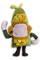 Cobbie (bigbrownmonster) Tags: party monster daddy fun toy design corn child handmade creative plush parent gift kawaii handcrafted  cob ideas   preschooler             stayathome      bigbrownmonster wilkietan
