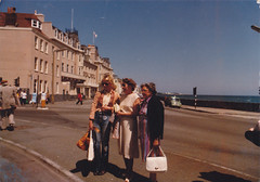 Royal Hotel, St Peter Port, Guernsey (rbachholzer) Tags: holiday home fire dad visit retro mum burnt guernsey channelislands ohiostateuniversity stpeterport royalhotel schoolfriend ennybag