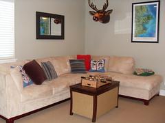107s Basement Family Room