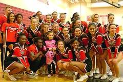 2013 PSLHS Jaguars Cheer (TryKey) Tags: team cheerleaders competition kelly cheer squad jaguars 2013 pslhs trykey