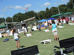 Pitchin for Wishes Cornhole Tourney