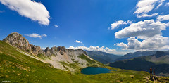 Ibón Acherito (Legi.) Tags: mountains landscape nikon sigma 1020 montañas pyrénées pirineos ibón aragonés acherito d5100