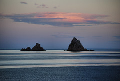 Ogliastra (Sante sea) Tags: sardegna sunset sea italy italia tramonto mare sardinia ogliastra santamarianavarrese