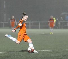 Glasgow City 3-1 Standard Liege (Scotzine) Tags: scotland glasgow petershill lanarkshire womensfootball glasgowcity standardliege uwcl