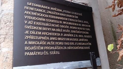 Letohrádek Hvezda