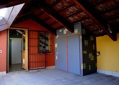 DECORAZIONI murali, terrazzo