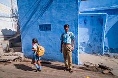Blue City (ayashok photography) Tags: street india asian nikon asia indian streetphotography streetlife desi rajasthan bharat bharath desh barat rajastan cwc bluecity rajasthani 2011 barath rajastani 2013 nikonstunninggallery ayashok nikond300 tokina1116mm chennaiweekendclickers ayashokphotography aya2320