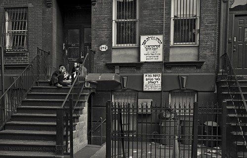 Jewish Quarter, Williamsburg South Side - Brooklyn, New York City