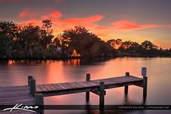 River Park Marina Sunset Prima Vista Blvd Port St Lucie Florida