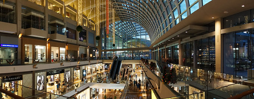 Marina Bay Sands Mall
