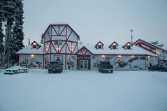 - (melfaise) Tags: santa winter white house snow cars alaska nikon pretty north ak pole workshop santaclaus claus sleigh sleighride northpole santaclaushouse d90 santasworkshop nikond90 thesantaclaushouse melaniepezdirtz