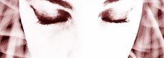 Sight (Martina Caruso) Tags: red people haircut selfportrait look canon myself photography reflex eyes foto shot d feel curvy occhi sguardo sight fotografia mode 450 rosso ritratto depeche martina electra scatti mcelectra mcelectraaltervistaorg