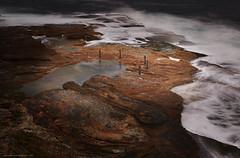 Ivo Rowe Pool (Seany99) Tags: longexposure sunrise coogee rockpool ivorowepool lee09nd leeciircularpolarizer
