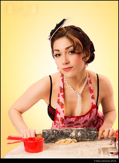 Pinup: Rolling Dough