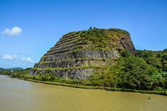 Culebra Cut - Panama Canal (Micheal  Peterson) Tags: new cruise ship cruiseship panama panamacanal celebritycentury