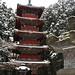 Gojūnotō, Tōshō-gū shrine, Nikko, Tochigi Prefecture