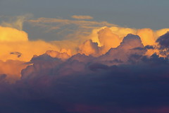 i'll be back ~ signed, monsoon (Az~Kate) Tags: summer beauty clouds skies august monsoon 2013