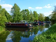 Pocklington canal (seanofselby) Tags: old bridge boat canal stream lock decay narrow pocklington