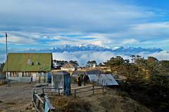 Sandakphu, Darjeeling, West bengal, India (Sougata2013) Tags: sky cloud india mountain nature landscape hotel evening nikon hill huts himalaya bengal darjeeling stay hilltop guesthouse westbengal sandakphu nikond3200 kanchenjunga himalayanrange pandim kumbhakarna sonarbangla kanchenjungarange mountkanchenjunga mountpandim mountkumbhakarna